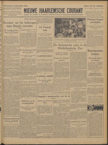 Nieuwe Haarlemsche Courant 1940-07-12