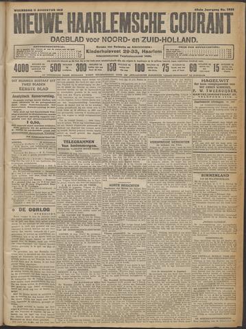 Nieuwe Haarlemsche Courant 1915-08-11