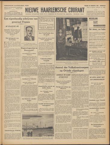 Nieuwe Haarlemsche Courant 1936-08-28