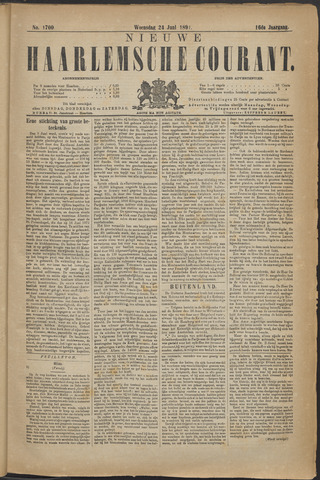 Nieuwe Haarlemsche Courant 1891-06-24