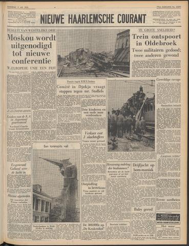 Nieuwe Haarlemsche Courant 1955-05-09