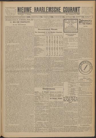 Nieuwe Haarlemsche Courant 1925-02-05