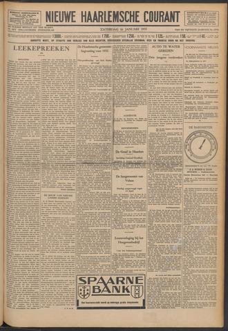 Nieuwe Haarlemsche Courant 1932-01-16