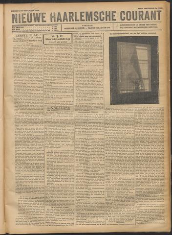 Nieuwe Haarlemsche Courant 1920-11-30