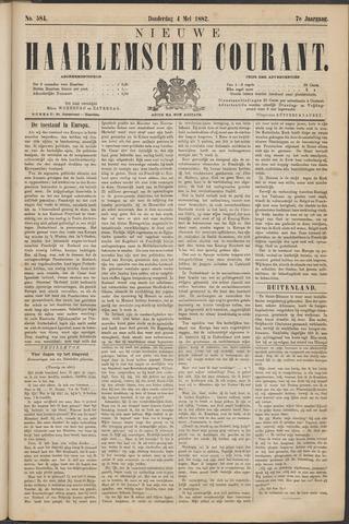 Nieuwe Haarlemsche Courant 1882-05-04