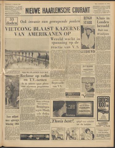 Nieuwe Haarlemsche Courant 1965-02-11
