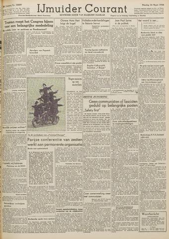 IJmuider Courant 1948-03-16