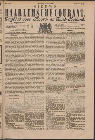 Nieuwe Haarlemsche Courant 1900-07-26