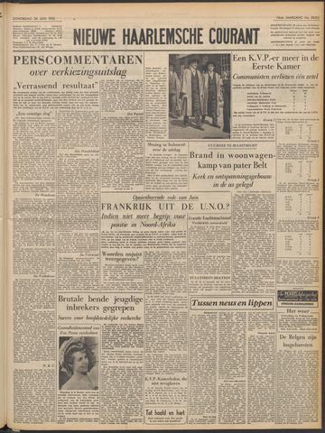 Nieuwe Haarlemsche Courant 1952-06-26