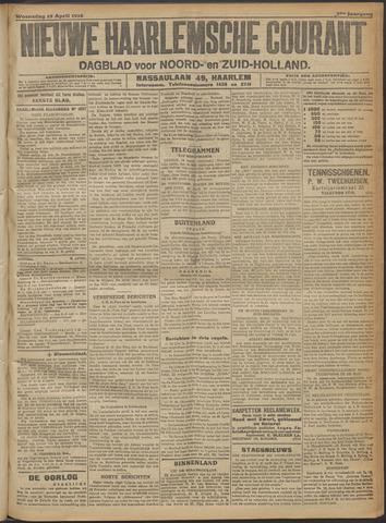 Nieuwe Haarlemsche Courant 1916-04-19