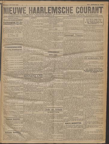 Nieuwe Haarlemsche Courant 1919-10-03