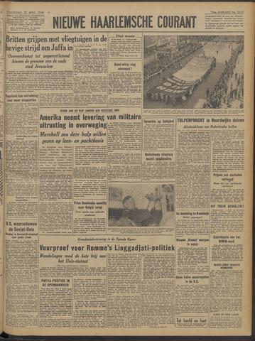 Nieuwe Haarlemsche Courant 1948-04-29