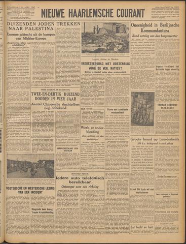 Nieuwe Haarlemsche Courant 1947-04-24