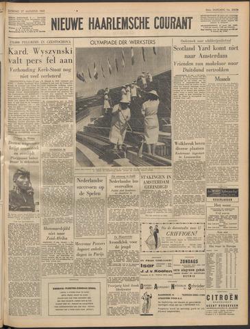 Nieuwe Haarlemsche Courant 1960-08-27