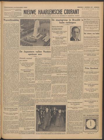 Nieuwe Haarlemsche Courant 1937-11-11