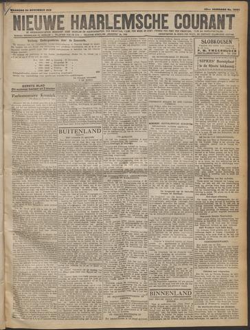 Nieuwe Haarlemsche Courant 1919-11-24