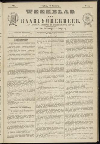Weekblad van Haarlemmermeer 1880-01-30