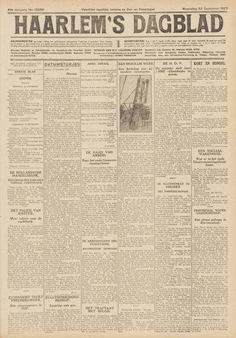 Haarlem's Dagblad 1926-09-22