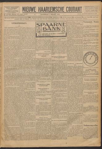 Nieuwe Haarlemsche Courant 1928-03-03