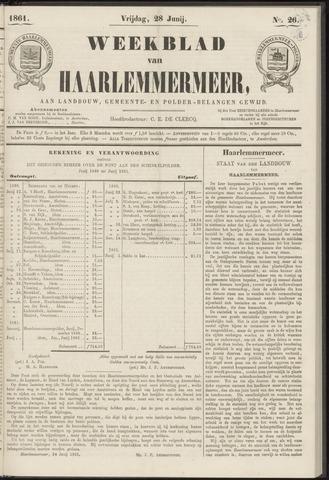 Weekblad van Haarlemmermeer 1861-06-28