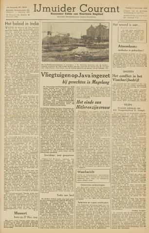 IJmuider Courant 1945-11-02