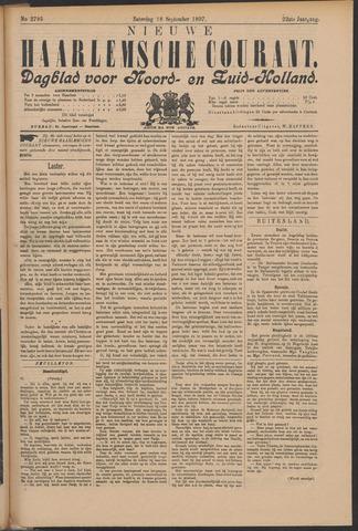 Nieuwe Haarlemsche Courant 1897-09-18