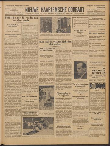 Nieuwe Haarlemsche Courant 1936-04-12