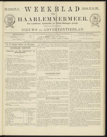 Weekblad van Haarlemmermeer 1887-07-30