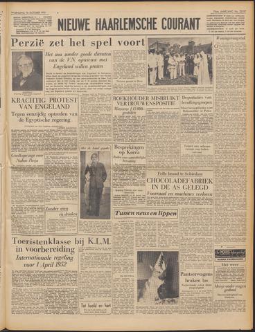 Nieuwe Haarlemsche Courant 1951-10-10