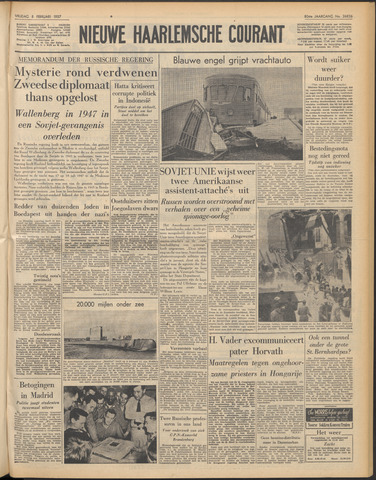 Nieuwe Haarlemsche Courant 1957-02-08