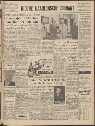 Nieuwe Haarlemsche Courant 1962-06-13