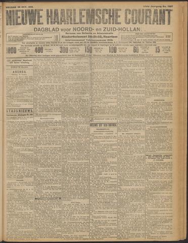 Nieuwe Haarlemsche Courant 1910-10-28