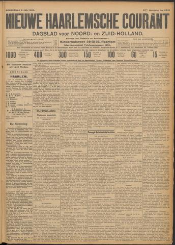 Nieuwe Haarlemsche Courant 1909-07-08