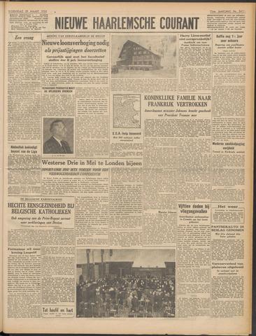 Nieuwe Haarlemsche Courant 1950-03-29