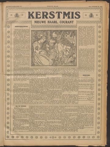 Nieuwe Haarlemsche Courant 1921-12-24