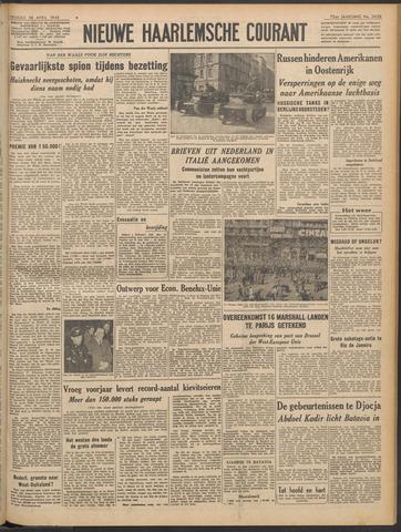 Nieuwe Haarlemsche Courant 1948-04-16