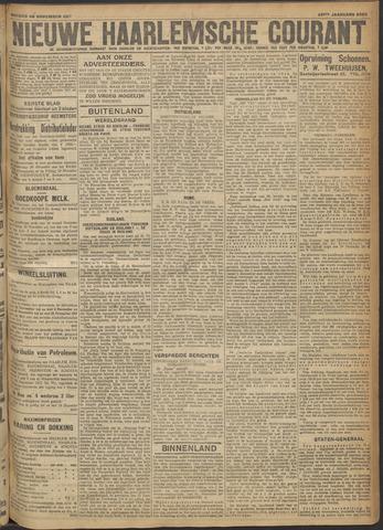 Nieuwe Haarlemsche Courant 1917-11-28