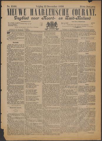 Nieuwe Haarlemsche Courant 1896-12-25