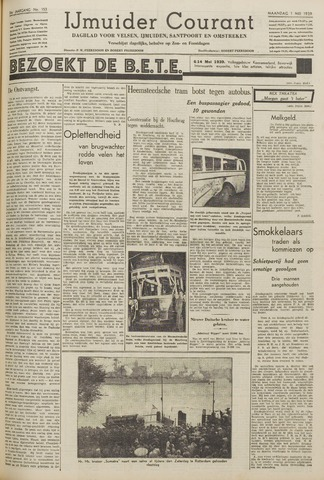 IJmuider Courant 1939-05-01