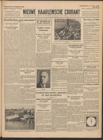 Nieuwe Haarlemsche Courant 1934-07-19