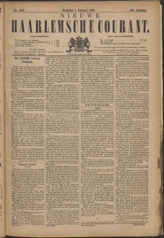 Nieuwe Haarlemsche Courant 1893-02-01