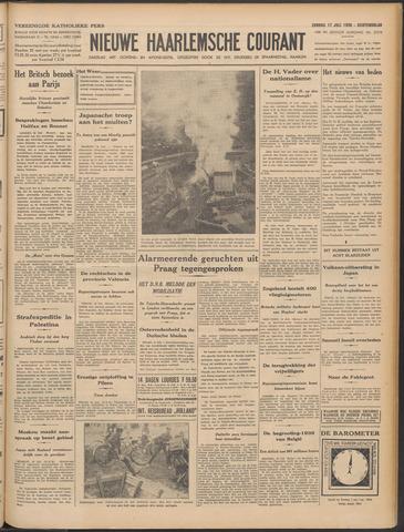 Nieuwe Haarlemsche Courant 1938-07-17