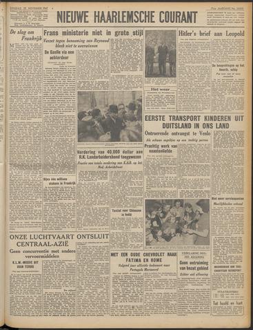 Nieuwe Haarlemsche Courant 1947-11-25