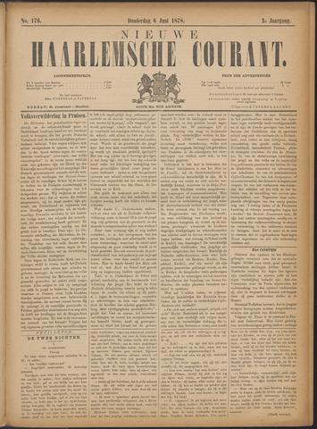 Nieuwe Haarlemsche Courant 1878-06-06