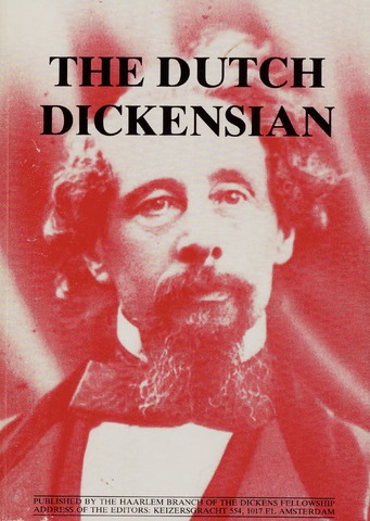 The Dutch Dickensian 1993