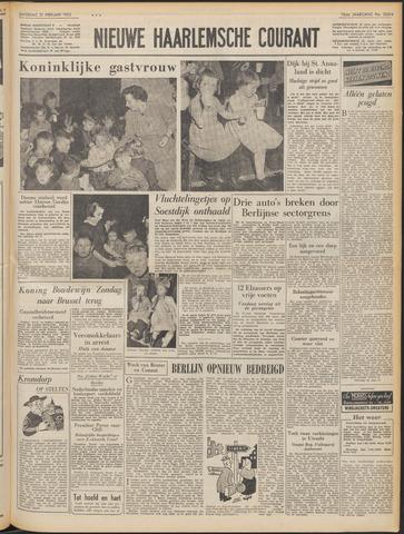 Nieuwe Haarlemsche Courant 1953-02-21
