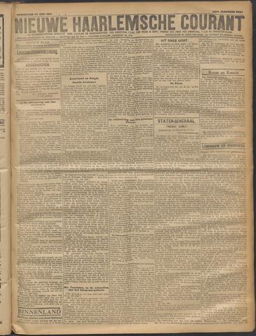 Nieuwe Haarlemsche Courant 1919-06-26