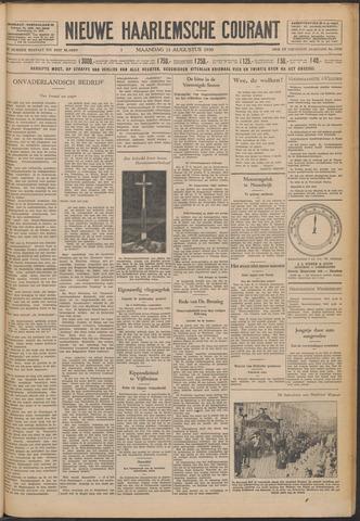 Nieuwe Haarlemsche Courant 1930-08-11