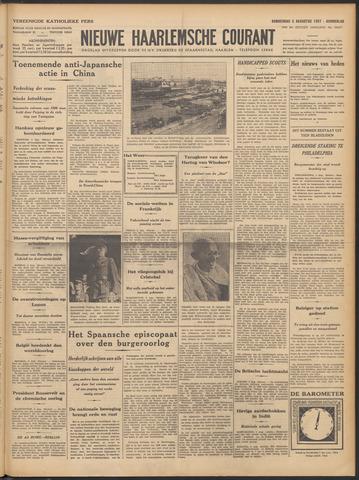 Nieuwe Haarlemsche Courant 1937-08-05