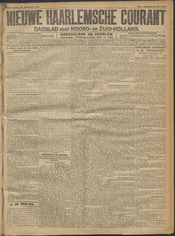 Nieuwe Haarlemsche Courant 1917-01-24